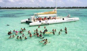 catamaran-excursion-saona-island